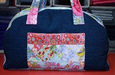 BariJ Bag-Inspired to Sew by ~Dorrie, via Flickr