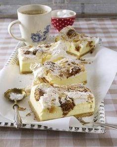 Das Rezept für Amaretto-Käse-Schnitten und weitere kostenlose Rezepte auf LECKER.de