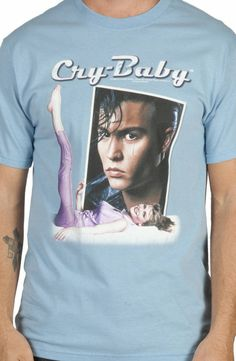 Cry-Baby Movie Poster Shirt: Cry Baby Mens T-shirt