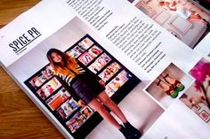 Spotted in Volkskrant Magazine - CommeDesLeroi