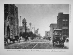 Early Fort Worth