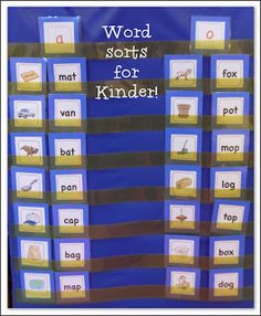 Mrs. Byrd's Learning Tree: CVC Word Fluency. Lots of games and word work ideas for CVC words