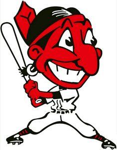 Cleveland Team, Cleveland Baseball, Cleveland Indians Baseball, Cleveland Browns, Cartoon Head, American League, Sports Logo, Kentucky Basketball, Duke Basketball