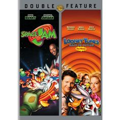 Space Jam/Looney Tunes: Back in Action (2 Discs) (dvd_video)