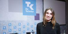 Pointer-Reporterin Jana hat sich in Berlin über die Ernährungsstudie 2017 der Techniker (TK) schlau gemacht