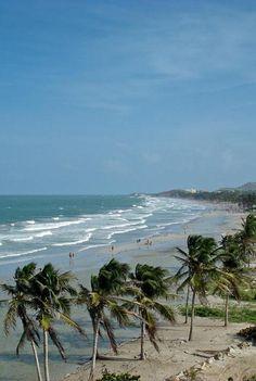 Playa El Agua - Isla de Margarita,Venezuela.