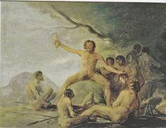 Goya's Cannibals