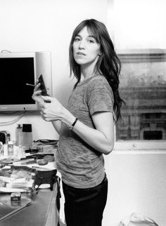 1000 images about style icon charlotte gainsbourg on pinterest charlotte gainsbourg. Black Bedroom Furniture Sets. Home Design Ideas