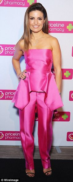 'I can't remember my life prior to Home And Away': Actress Ada Nicodemou reflected on 16 years on Australian soap Home And Away at the Priceline Festival Of Beauty Launch in Sydney on Wednesday Classy Wedding Dress, Maxi Dress Wedding, Bohemian Wedding Dresses, Classy Dress, Neon Pink Dresses, Ceremony Dresses, Casual Dress Outfits, Maxi Dress With Sleeves, Indian Fashion