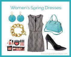 Women's Dresses for Spring/Easter #fashionfriday