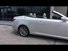 2015 Lexus IS 250C Jacksonville St Augustine Ponte Vedra Palm Valley Fernandina Beach FL JU0481