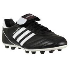 The classic Kaiser 5 boot, by Adidas  www.supersoccersite.com