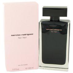Narciso Rodriguez Perfume for Women 3.3 oz Eau De Toilette Spray Authentic Real