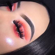 @nahomi.mua . . . . . #makeup #beautiful #beauty #pink #eyebrows #eyeliner #fashion #nails #eyeshadow #lashes #queen #lit #fun #glam #eyelashes #love #fit #goals #art #artwork #curls #curlyhair #melanin #muafollowtrain #couple #anastasiabeverlyhills