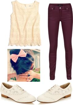 """Macbarbie07 (Bethany Mota) inspired outfit"" by goldendragon01 ❤ liked on Polyvore"