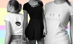 Nataly's life: 3 t-shirt makeover ideas