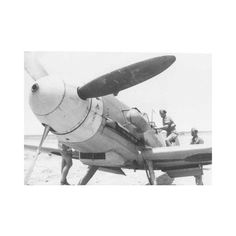 WW2 AIRCRAFT MUSEUM Messerschmitt BF-109 ❤ liked on Polyvore