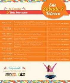 Feria virtual sábado 7 de febrero