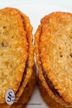 Biscuits suédois aux flocons d'avoine                                                                                                                                                                                 Plus