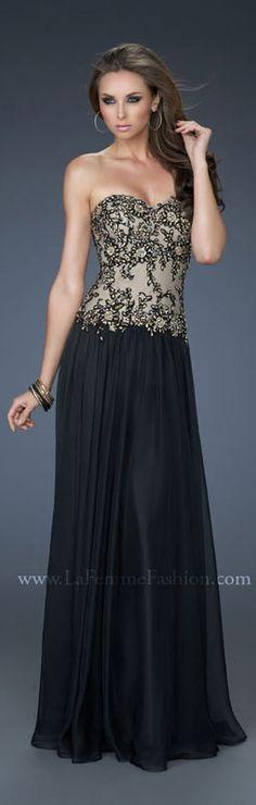 La Femme - 18256 http://www.lafemmefashion.com/prom_dresses/?p=all