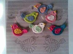 Continuamo con gli schemi free a crochet.