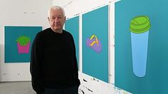 BBC - BBC Arts - What Do Artists Do All Day?: Michael Craig-Martin