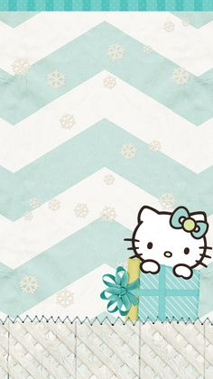 Discover and share the most beautiful images from around the world Hello Kitty Iphone Wallpaper, Hello Kitty Backgrounds, Cellphone Wallpaper, Hello Kitty Christmas, Hello Kitty Birthday, Christmas Cats, Hello Kitty Themes, Hello Kitty Pictures, Holiday Wallpaper
