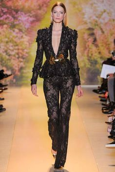 Zuhair Murad | Spring/Summer 2014 Couture Collection | January 23, 2014; Paris | Style.com