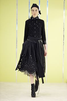 Marc Jacobs Resort 2016 Fashion Show - Varya Shutova (MUSE)