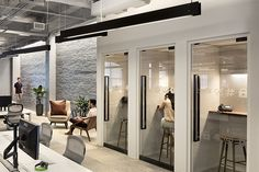we can build your dream office. For custom new office furniture call us – Office lounge Corporate Office Design, Office Space Design, Modern Office Design, Corporate Interiors, Office Interior Design, Office Interiors, Office Designs, Corporate Offices, Workplace Design