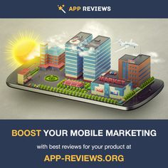 Boost your mobile marketing with best reviews and ratings from app-reviews.org! #appreviews #appstore #mobilemarketing #aso #android #ios #playmarket #appdeveloper