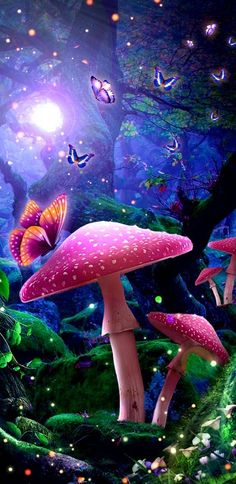 Fantasy fairytale  wallpaper by NikkiFrohloff - cb - Free on ZEDGE™