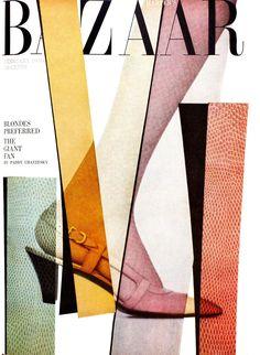 Herper's Bazaar, Feb 1959.