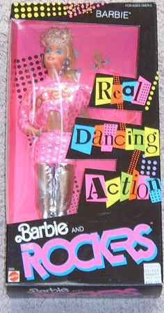 One of my first Barbies.