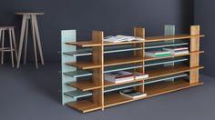 Designline Wohnen - Produkte: 3° Regal | designlines.de