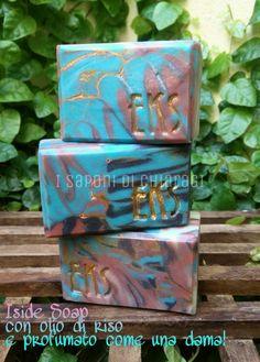 Soap by me Eklektika Sapo on Facebook!  #soap #soap_color #soap_CP #soap_swirl #cp_soap #handemadesoap