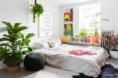 unique, inspiring bedroom design