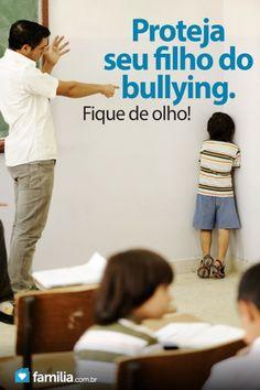 Familia.com.br   Como #lidar com um #professor que está fazendo #bullying. #Escola