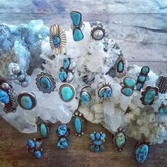 Vintage Native American Jewelry
