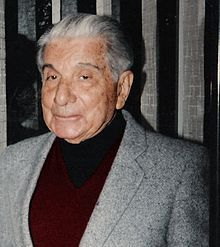 Augusto Roa Bastos 1989