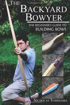 You will find books and video guides on how to make a bow or crossbow here, along with links to websites the will walk you through the process...