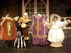 Beauty and the beast jr babette