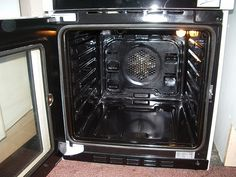 Get fully guaranteed professional oven repair in London from the qualified and experienced team at Exclusive Repairs. Call to get a quote today! Household Cleaning Tips, Oven Cleaning, Deep Cleaning Tips, Cleaning Hacks, Grease Stains, Safety Valve, Small Appliances, Cooking Utensils, Home Look