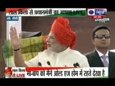 PM Narendra Modi's Independence Day Speech at Red Fort