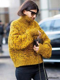 Уютный разговор о свитере