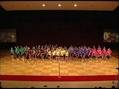 The infamous Orientation Leader Dance at the 2012 Welcome Show for the incoming #cordmn Class of 2016. #dance