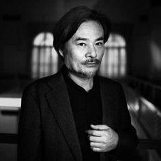 Kiyoshi Kurosawa (1955) - Japanese film director, screenwriter, film critic and a professor at Tokyo University of the Arts. Photo © Nicolas Guérin