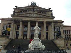 Gandarmenmarkt in Berlin: Konzerthaus