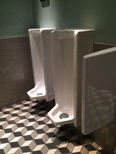 Urinals that Dan likes