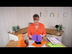Tonic Tutorial - How to use the Flip Flop Dies - Jodie Johnson